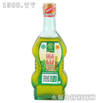 满山黎花-麻椒油265ml