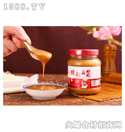 汇晔精制麻酱220g
