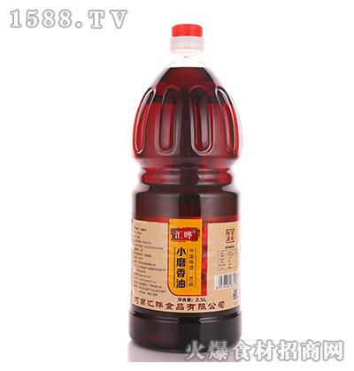 汇晔小磨香油2.5L