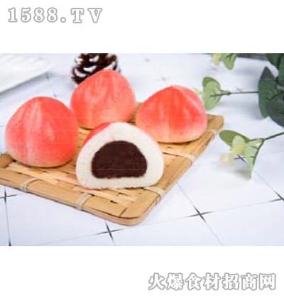 和乐食品寿桃包