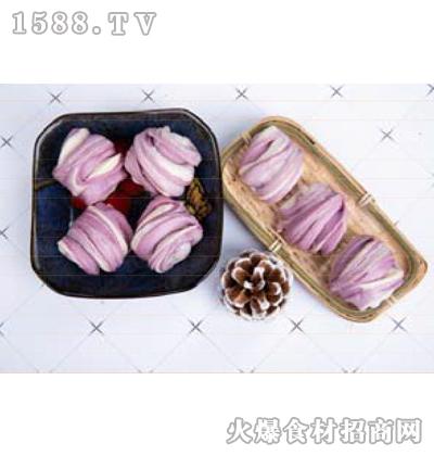和乐食品-双色花卷