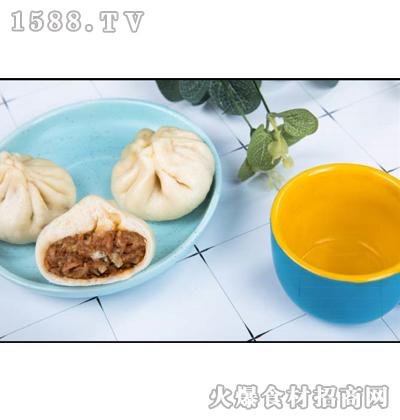 和乐食品传统手工包子