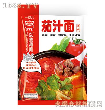 一顶八茄汁面调料210克