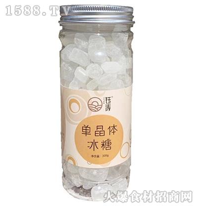 钰涛单晶体冰糖300g