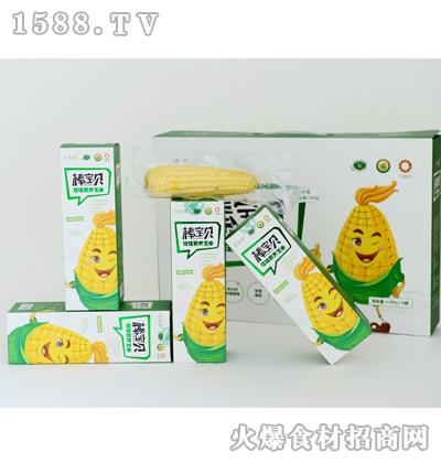德乐圆棒宝贝娃娃营养玉米≥150g