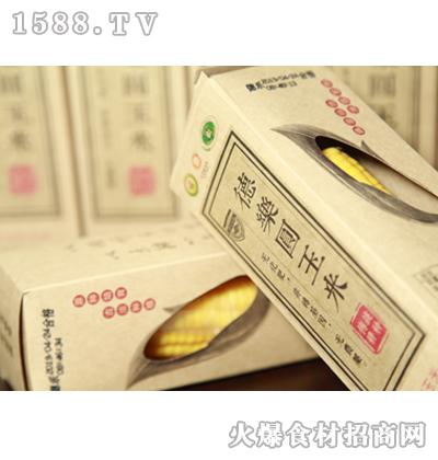 德乐圆玉米200克-老关东小盒