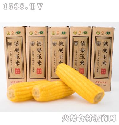 德乐玉米≥200g