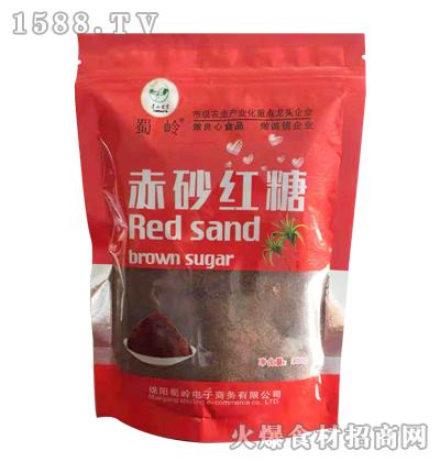 蜀岭赤砂红糖300g