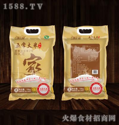 兰鼎庄园五常大米臻选(原粮稻花香2号)10kg