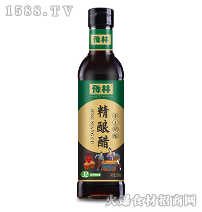 豫林精酿醋500ml