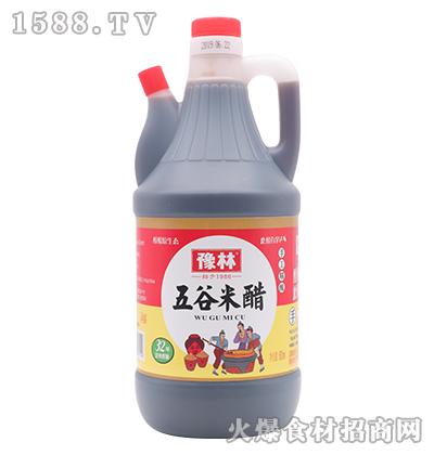 豫林五谷米醋800ml