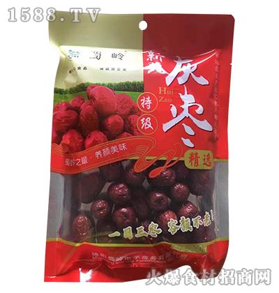 蜀岭新疆特级灰枣200g
