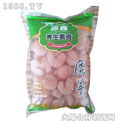 源鑫魔芋素食-素虾仁