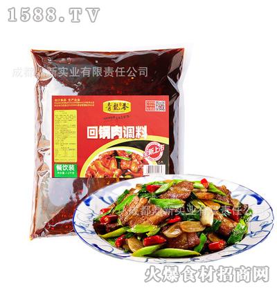 青龙巷回锅肉调料1.2kg