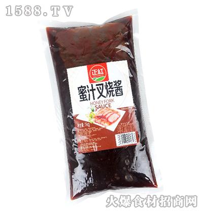 正红蜜汁叉烧酱1kg