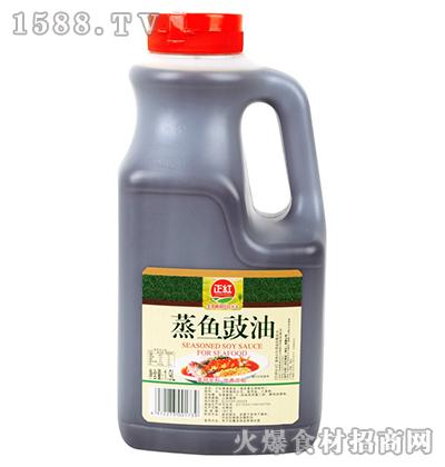 正红蒸鱼豉油1.9L