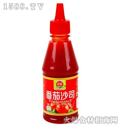 正红番茄沙司250g
