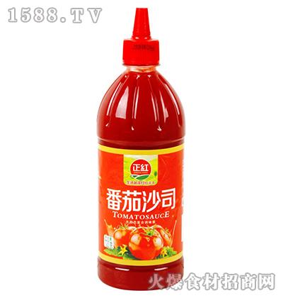 正红番茄沙司720g