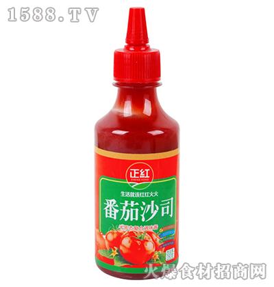 正红番茄沙司280g