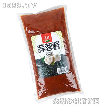 正红蒜蓉酱1kg