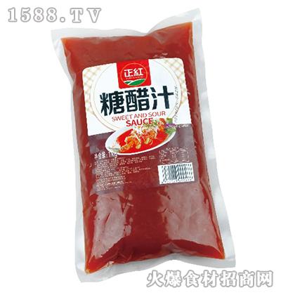 正红糖醋汁1kg