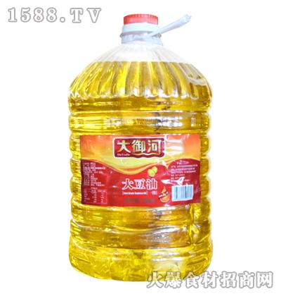 大御河大豆油20升
