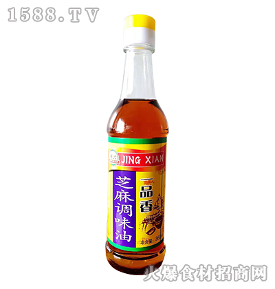 景贤一品香食用植物调和油360ml