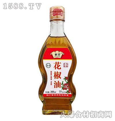景贤花椒油265ml