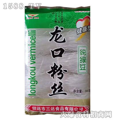 三达龙口粉丝(纯绿豆)300克