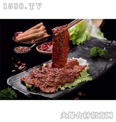 蜀海-麻辣牛肉