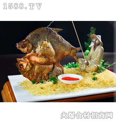 福美园酥鳞武昌鱼