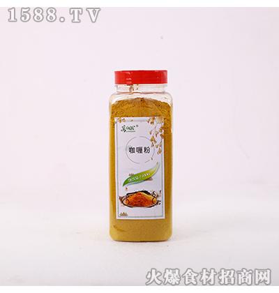 乐味源咖喱粉500克