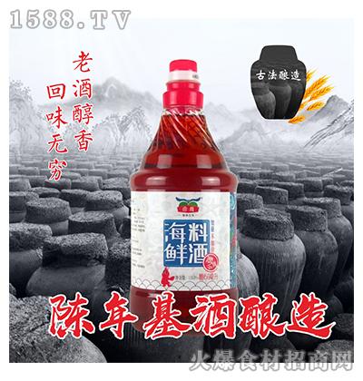 鱼鹰海鲜料酒1.65L
