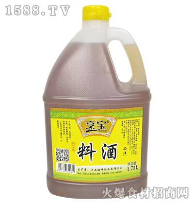烹宝-料酒1.75L