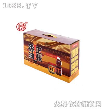正张混装礼盒400mlx2+250gx4