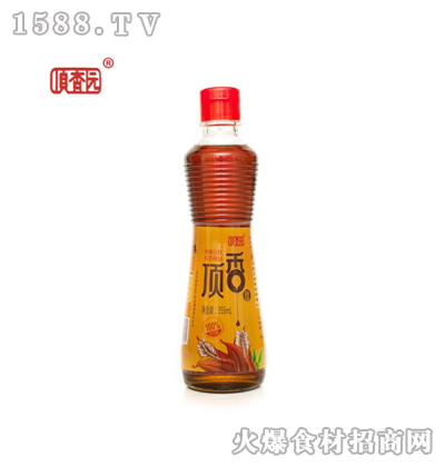 顶香园白芝麻油355ml