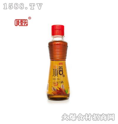 顶香园白芝麻油170ml