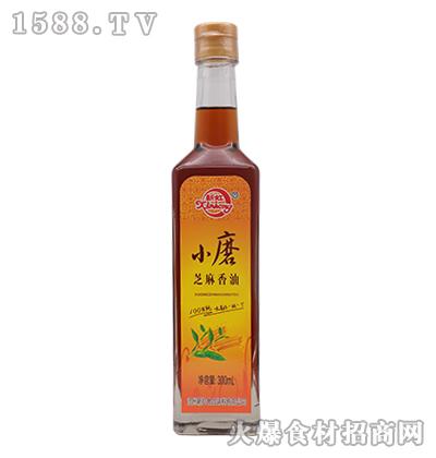 新虹小磨芝麻香油300ml