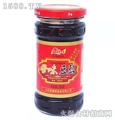 易源鑫风味豆豉260克