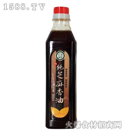 巧手翁芝麻香油500ml