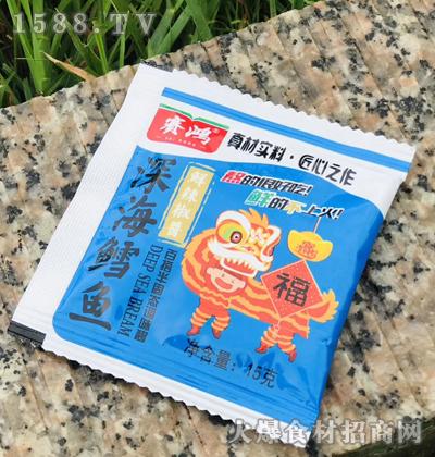 赛鸿深海鳕鱼鲜辣椒酱15克