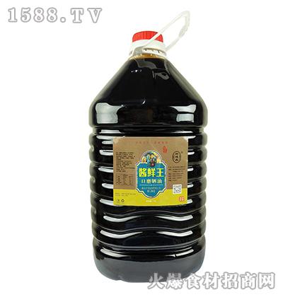 树德森酱鲜王口磨晒油11L