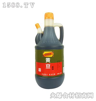 树德森黄豆晒油800ml