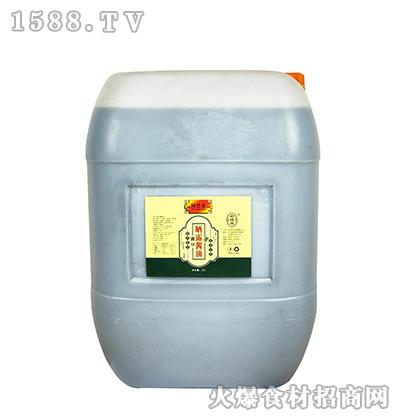 树德森晒露黄豆酱油22L
