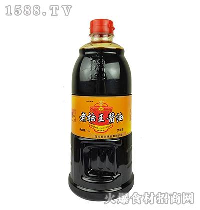 树德森老抽王酱油1L