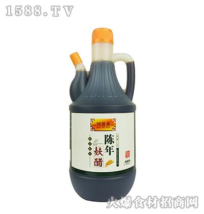 树德森陈年麸醋800ml
