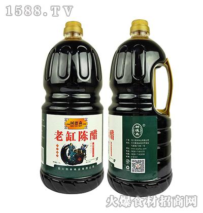 树德森老缸陈醋1.8L