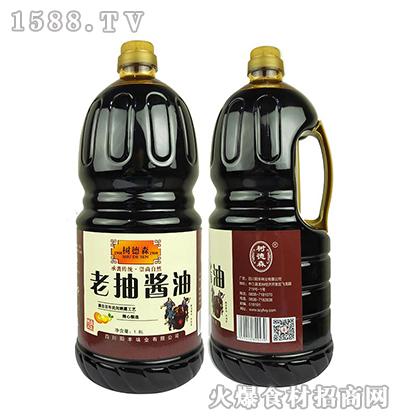 树德森老抽酱油1.8L