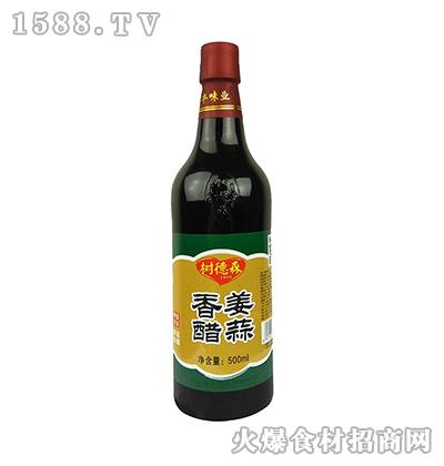 树德森姜蒜香醋500ml