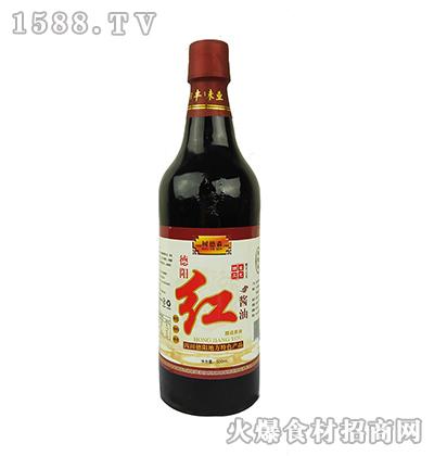 树德森德阳红酱油500ml